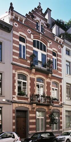 Rue de la Concorde 36, 2009