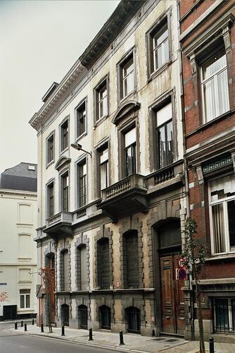 Rue de la Concorde 57 et 55, 2009