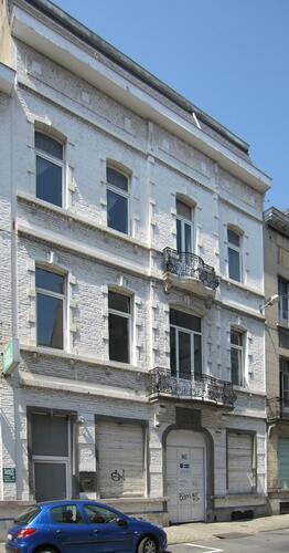 Rue du Couloir 20-22, 2011