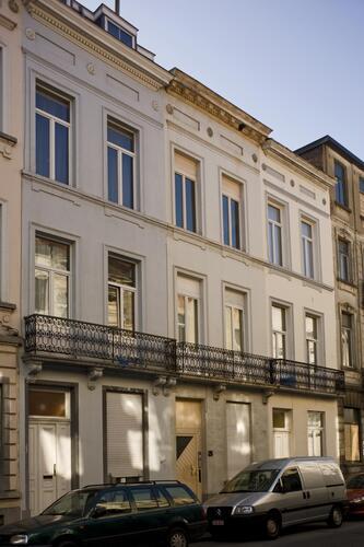 Rue du Couloir 27, 25 et 23, 2011