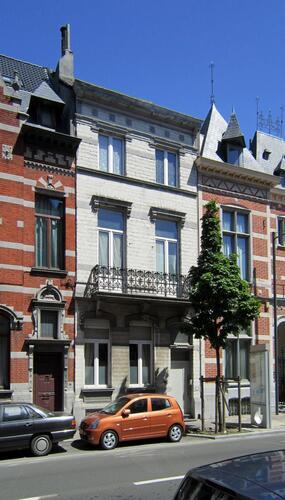 Avenue de la Couronne 38, 2011