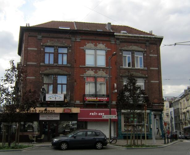 Kroonlaan 69-71-73 – Brouwerijstraat 2 – Luikenaarsstraat 1, 2011