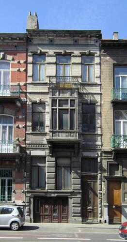 Avenue de la Couronne 101, 2011