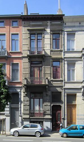 Avenue de la Couronne 117, 2011