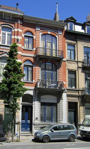 Avenue de la Couronne 138, 2011