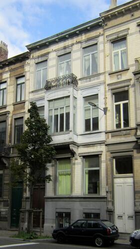 Avenue de la Couronne 156, 2011
