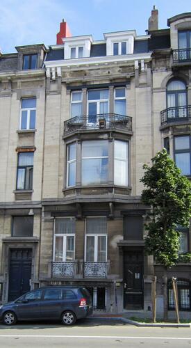 Avenue de la Couronne 392, 2011