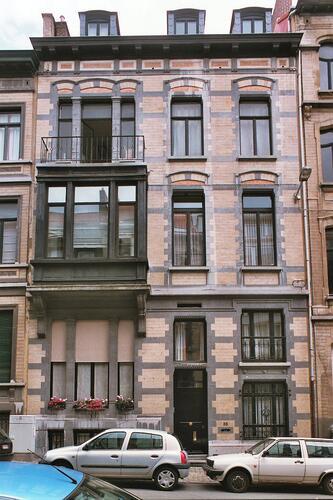 Rue Dautzenberg 33, 2009