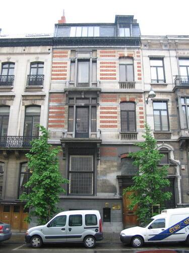 Rue Defacqz 40, 2005