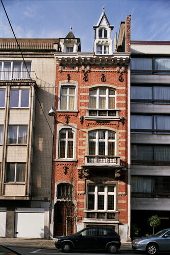 Rue Defacqz 41, 2007