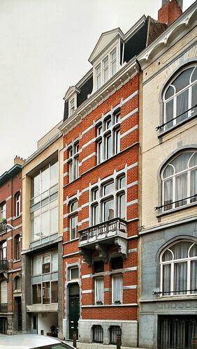 Rue de Hennin 77, 2009