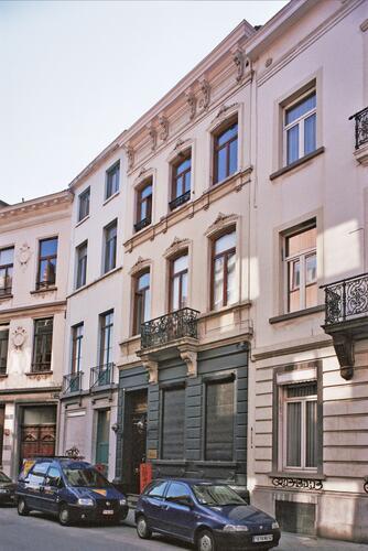 Rue de Stassart 56, 2009