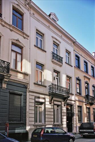 Rue de Stassart 58, 2009