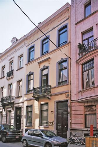 Rue de Stassart 60, 2009