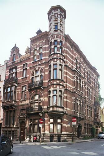 Rue de Stassart 64 Rue Keyenveld 2