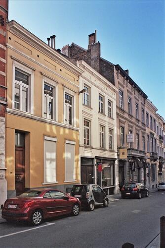 Rue de Stassart 96 à 106, 2009