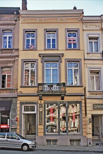 Rue de Stassart 102, 2009