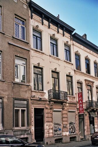 Rue de Stassart 114, 2009