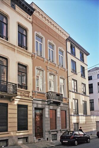 Rue de Stassart 120, 2009