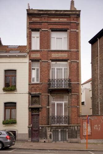 Rue de Theux 65, 2012