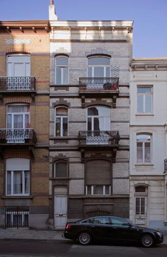Rue de Theux 131, 2012