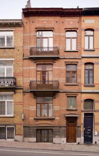 Rue de Theux 143, 2012