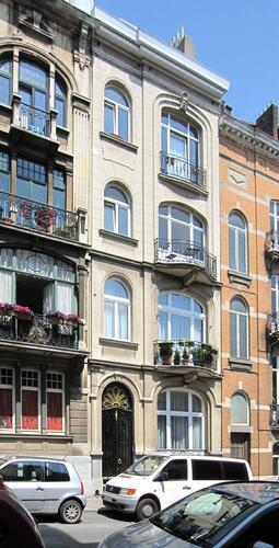 Rue de Vergnies 12, 2011