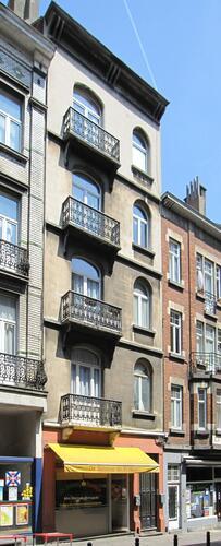 Rue de Vergnies 38, 2011