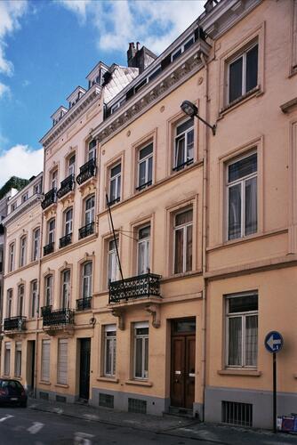 Rue des Drapiers 26, 2009