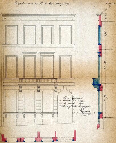 Rue des Drapiers 30