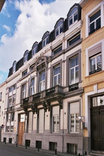 Rue des Drapiers 40