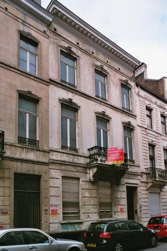 Rue des Drapiers 47, 2009