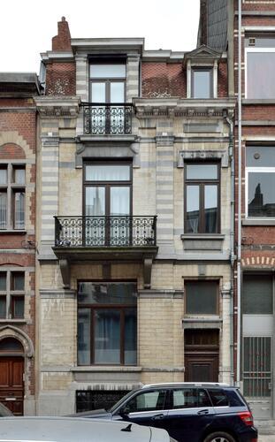Rue Émile Banning 21, 2013