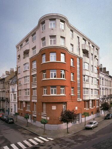Rue Emile Bouilliot 2 Rue Emmanuel Van Driessche 1