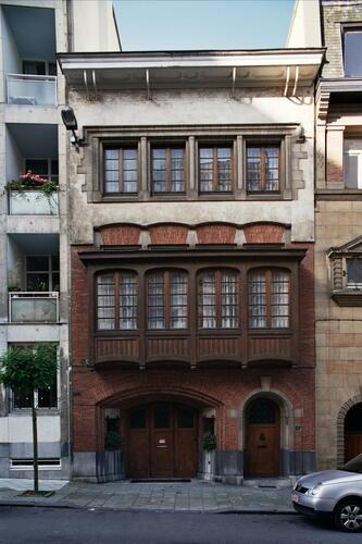 Rue Émile Bouilliot 27, 2006