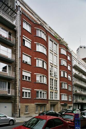 Rue Émile Claus 13, 2005