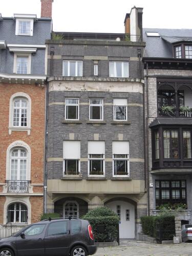 Avenue Émile Duray 24, 2010