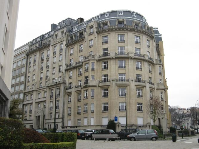 Avenue Émile Duray 60-62, 2010