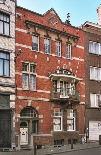 Rue de l'Ermitage 12, 2009