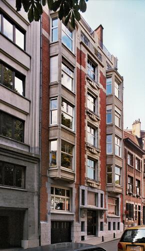 Rue de l'Ermitage 50