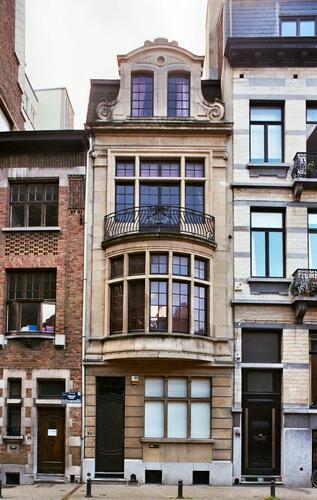 Maison personnelle de l'architecte Georges Hobé