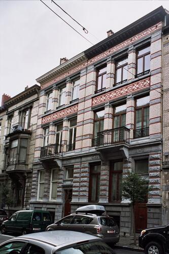 Ernest Solvaystraat 23 en 21, 2009