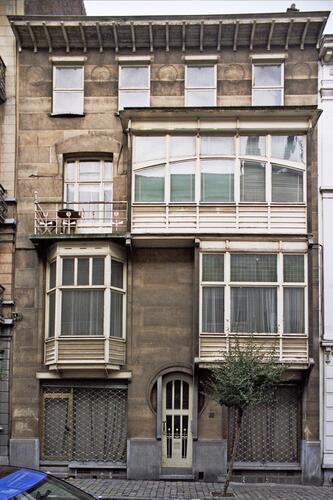 Maison personnelle de l'architecte Victor Taelemans