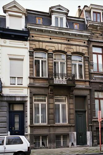 Rue Faider 49, 2006