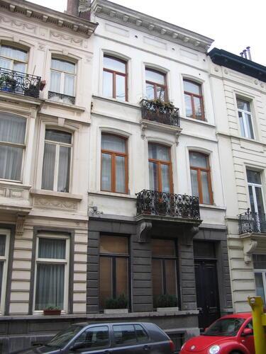 Faiderstraat 55, 2005