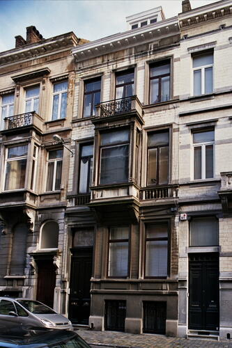 Rue Faider 72, 2005