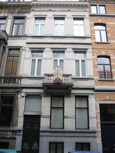 Rue Faider 74, 2005