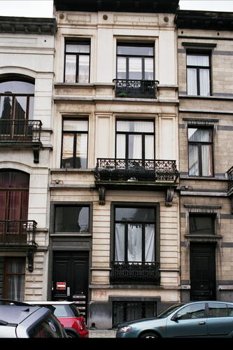 Rue Faider 97, 2006