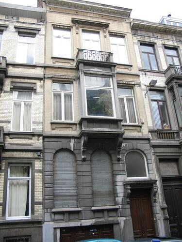 Rue Faider 70, 2008