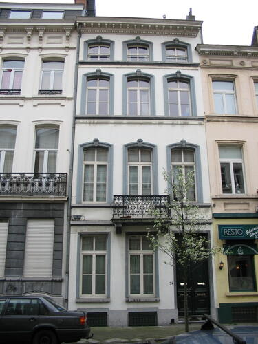 Rue de Florence 24, 2007